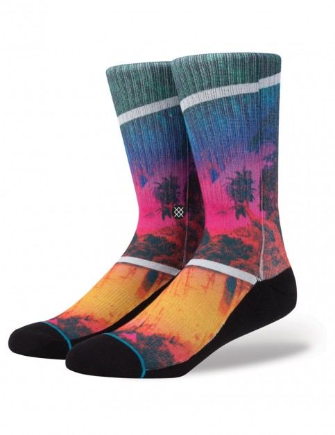 Blue Stance Versus Socks
