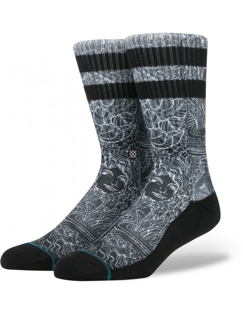 Stance Via Bella Socks in Black