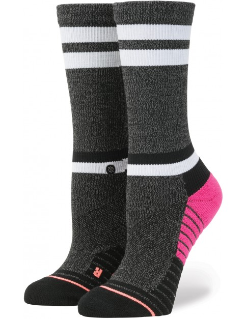 Stance Villainess Crew Crew Socks in Grey