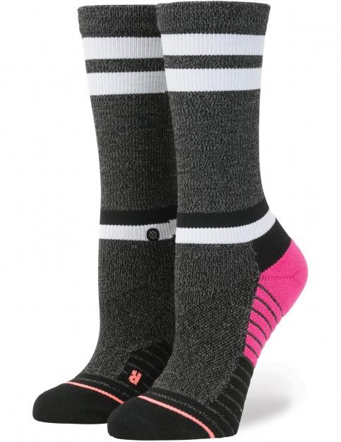 Stance Villainess Otc Crew Socks in Grey