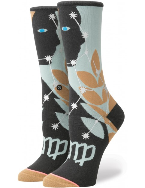 Multi Stance Virgo Crew Socks