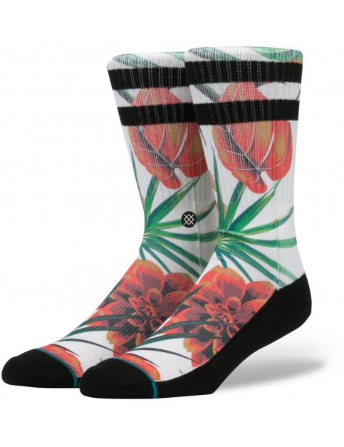 Stance Wanderer Socks in Black