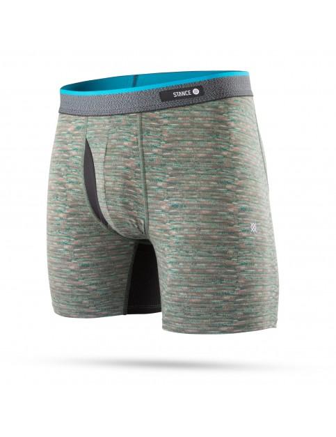 Stance Weaver Boxer Brief Underwear in Green