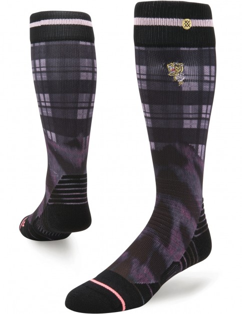 Stance Wild Snow Socks in Pink