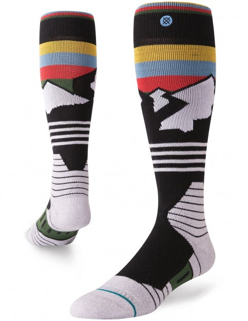 Stance Wind Range Snow Socks in Black