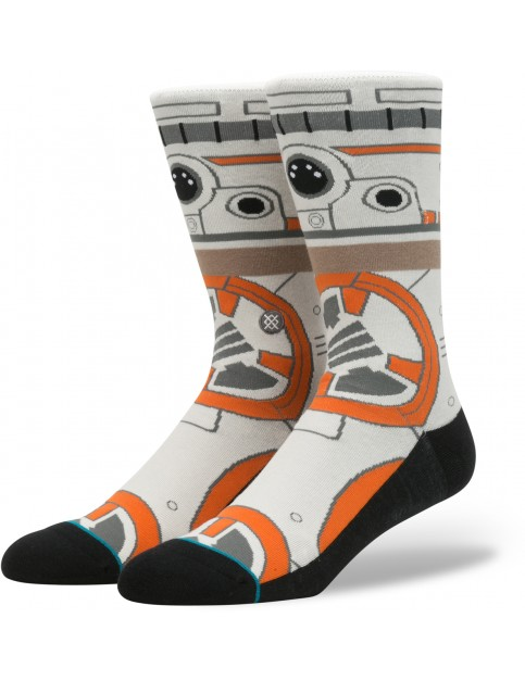 Tan Stance Star Wars BB8 Socks