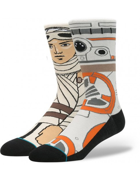 Stance Star Wars The Resistance Socks in Tan