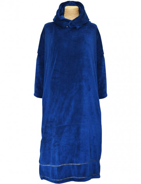 Tools Poncho Towel Hooded Towel in Blue