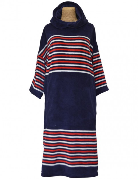 Tools Poncho Towel Hooded Towel in Navy