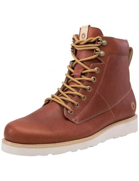 Volcom Smithington II Heavy Weather Boots in Coffee