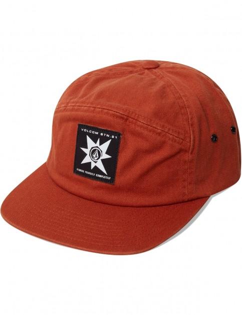 Volcom A.P. Hat Cap in Hazelnut