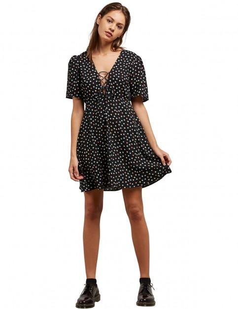 Volcom April March Dress Dress in Dot