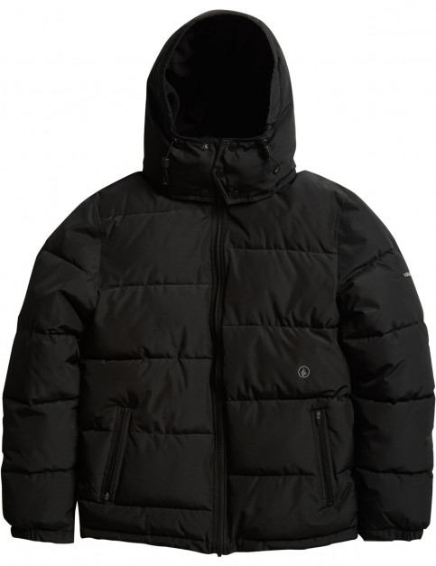 Volcom Artic Loon Jacket in Black