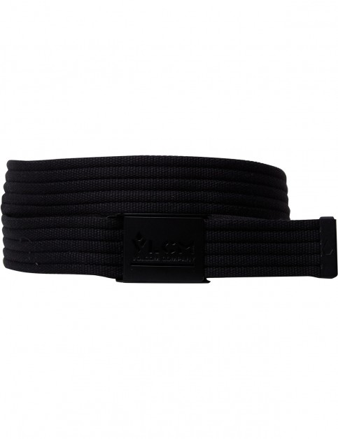 Volcom Banzai Webbing Belt in Black