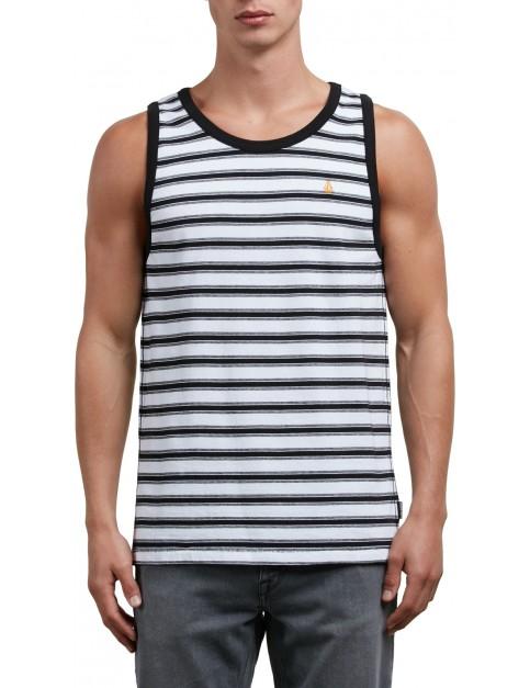 Volcom Briggs Tank Sleeveless T-Shirt in White