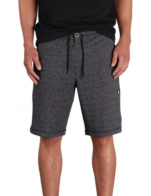 Volcom Chiller Short Track Shorts in Black