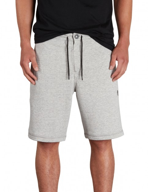 Volcom Chiller Short Track Shorts in Grey