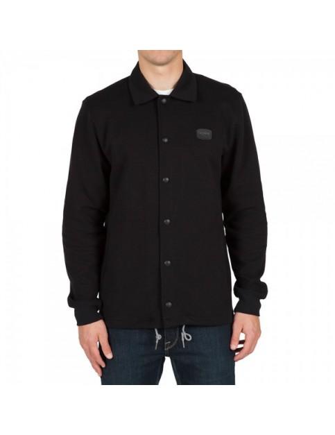 Volcom Coach Fashion Jacket in Black
