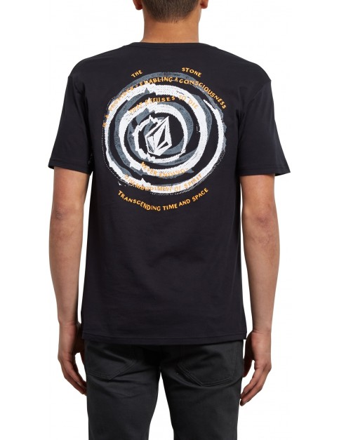 Volcom Comes Around Short Sleeve T-Shirt in Black