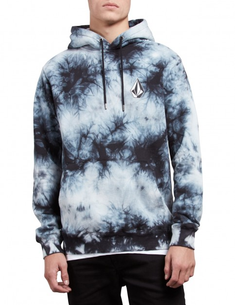 Volcom Deadly Stones Pullover Hoody in Storm