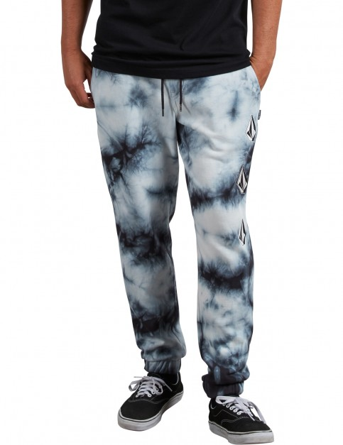 Volcom Deadly Stones Track Trousers in Storm