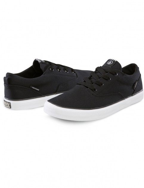Volcom Draw Lo Trainers in Black