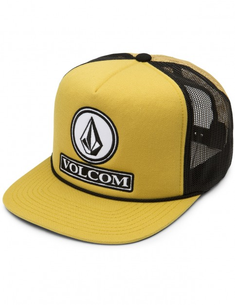 Volcom Dually Cheese Cap in Amber Rock