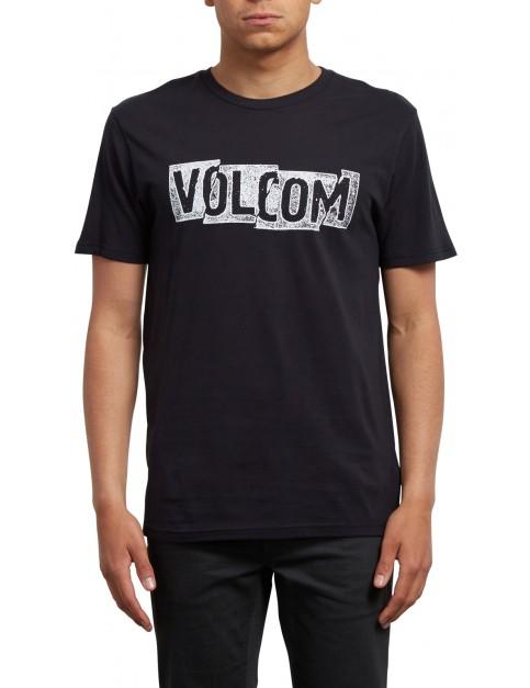 Volcom Edge Short Sleeve T-Shirt in Black