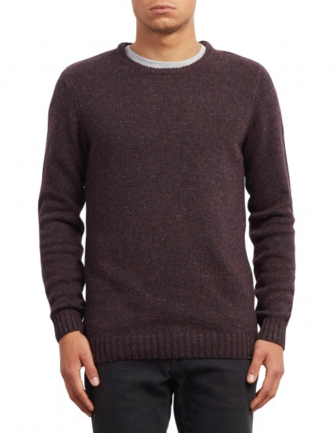 Volcom Edmonder Sweater Jumper in Multi