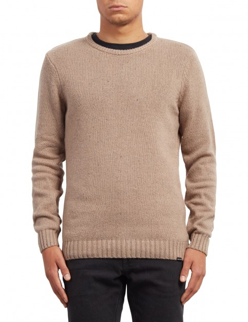 Volcom Edmonder Sweater Jumper in Stealth