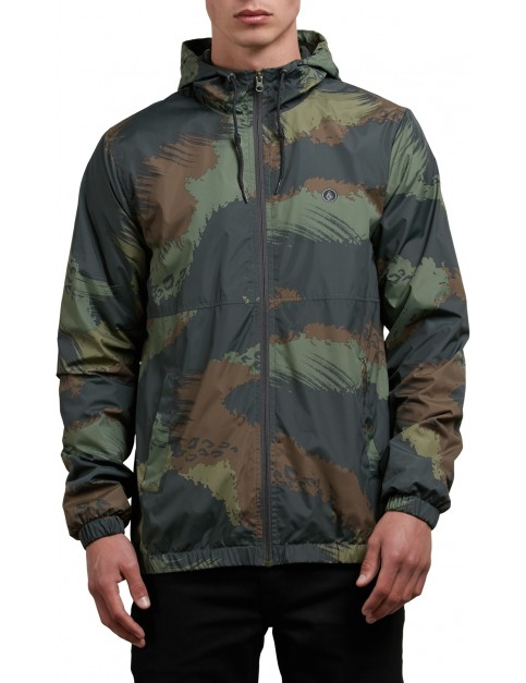 Volcom Ermont Jacket in Multi