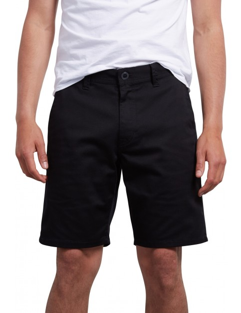 Volcom Frickin Modern Stretch 19 Shorts in Black