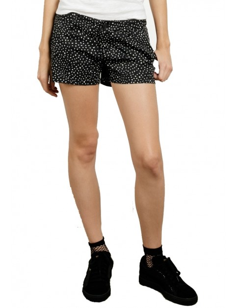 Volcom Frochickie Shorts in Black Print
