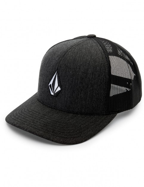 Volcom Full Stone Cheese Cap in Charcoal Heather