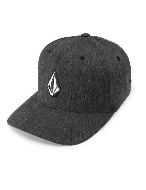 Volcom Full Stone Heather Cap in Charcoal Heather