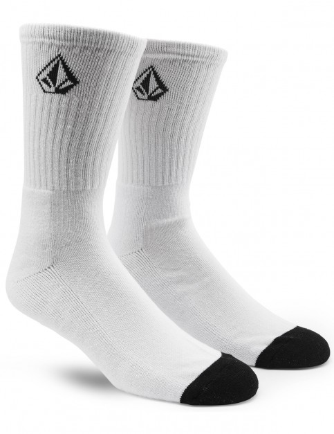 Volcom Full Stone Socks in White