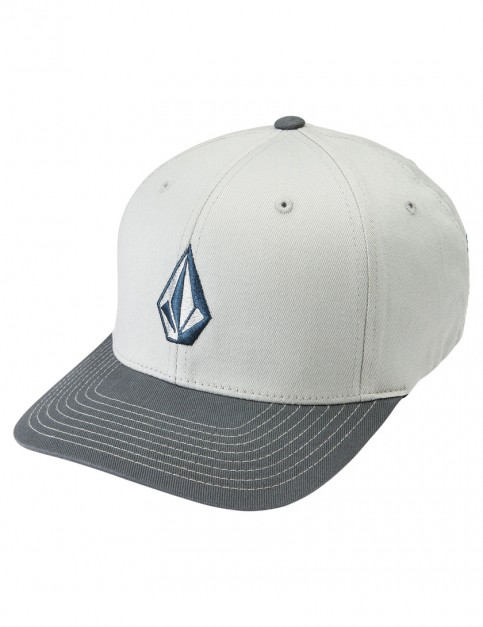 Putty Volcom Full Stone XFit Cap