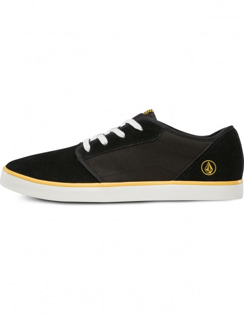Volcom Grimm 2 Trainers in Sulfur Black