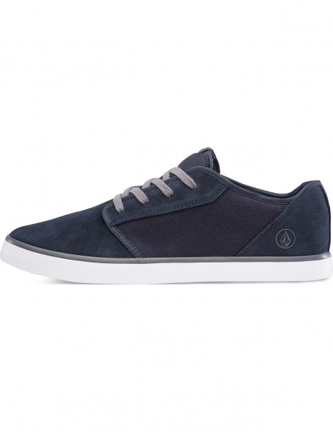 Volcom Grimm 2 Trainers in Used Blue