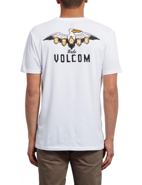 Volcom Hellacin Short Sleeve T-Shirt in White