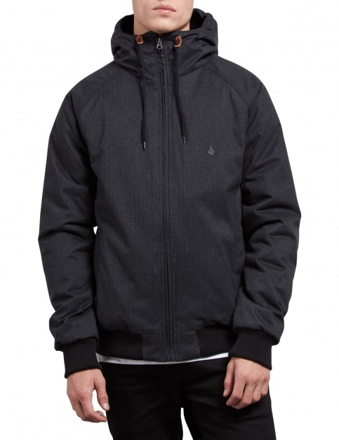 Volcom Hernan Coaster Jacket in Black