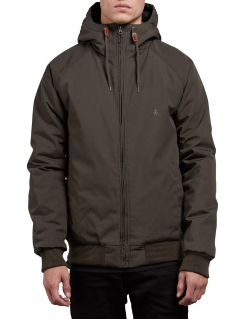 Volcom Hernan Jacket in Lead