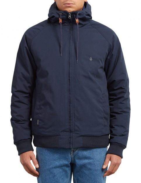 Volcom Hernan Jacket in Navy