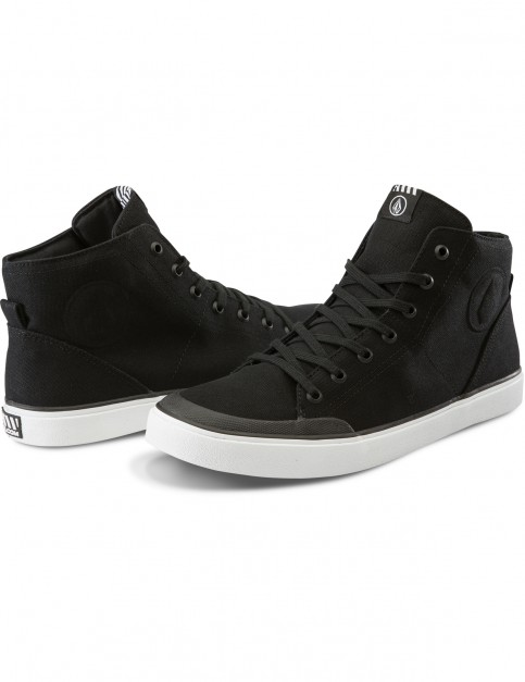 Volcom Hi Fi Trainers in Black