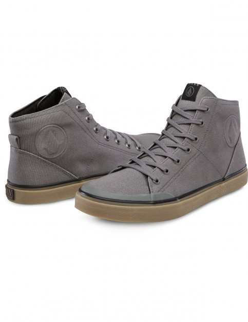 Volcom Hi Fi Trainers in Slate Grey