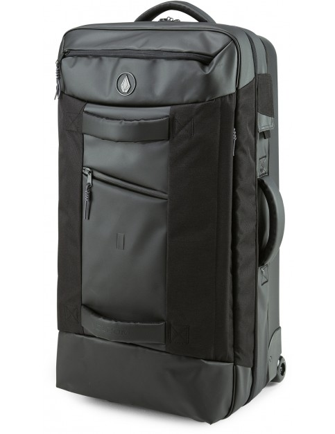 Volcom International Bag Wheeled Luggage in Black