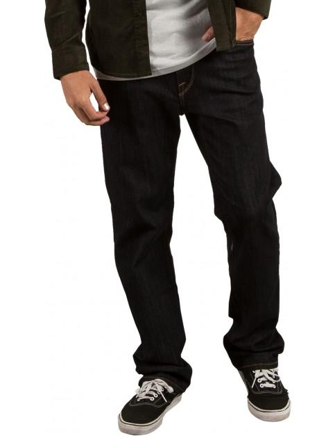 Volcom Kinkade Regular Fit Jeans in Rinse