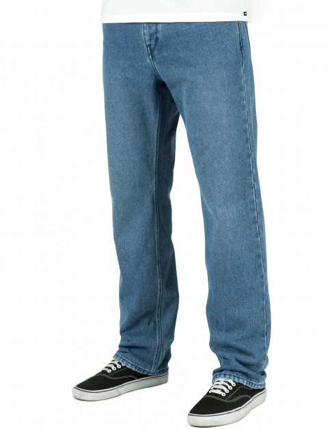Volcom Kinkade Regular Fit Jeans in Ultramarine
