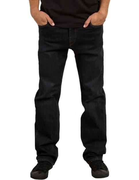 Volcom Kinkade Regular Fit Jeans in Vintage Blue