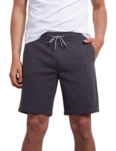 Volcom Litewarp Shorts in Heather Black